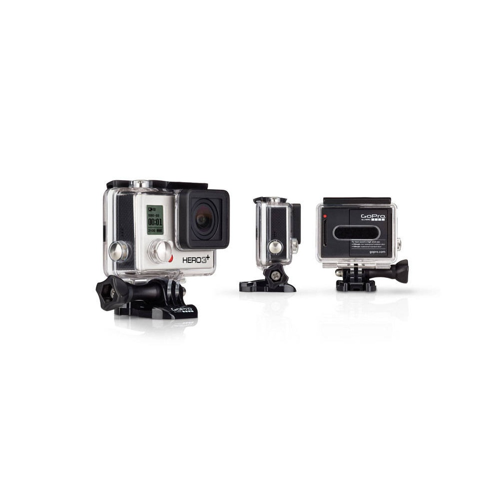 gopro gp1034 hero 3 silver edition. Black Bedroom Furniture Sets. Home Design Ideas