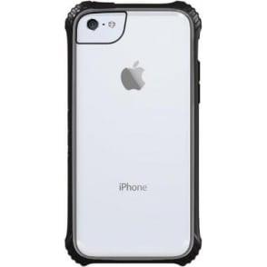 Griffin iPhone 5C Survivor Case, Black/Transparent