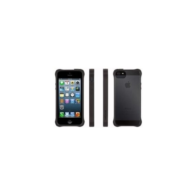 Griffin Survivor Case Cover for iPhone 5 and iPhone 5S, Black
