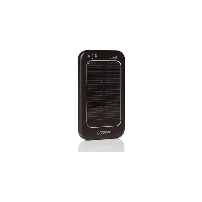 Groove GV3600 Solar Portable Power Bank 3600mah