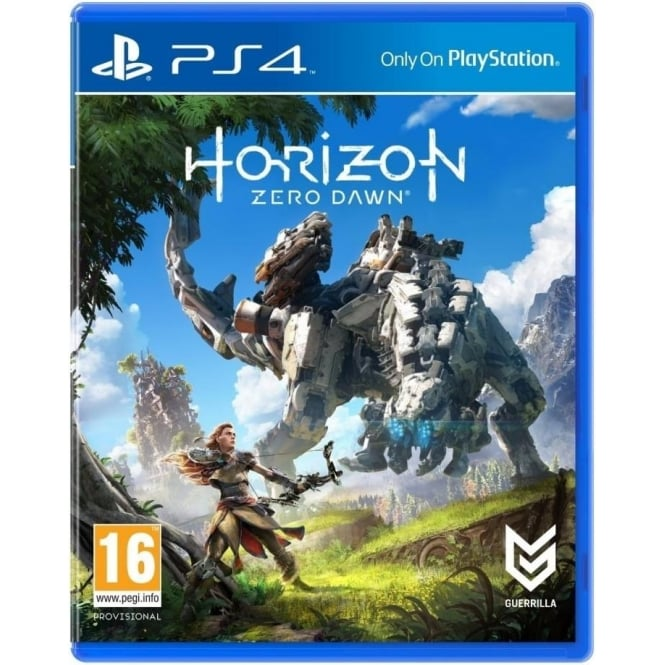 Guerilla Horizon: Zero Dawn PS4
