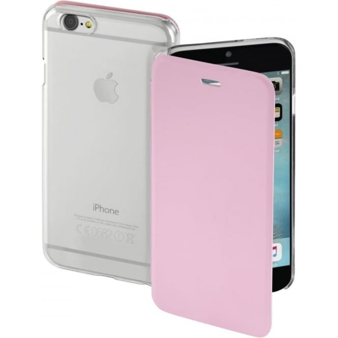 "Hama ""Clear"" Booklet Case Cover for Apple iPhone 7"
