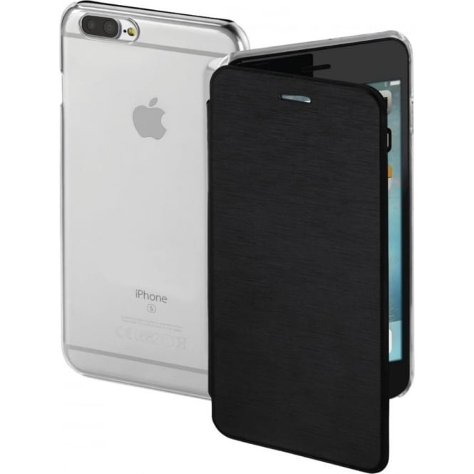 "Hama ""Clear"" Booklet Case Cover for Apple iPhone 7 Plus"