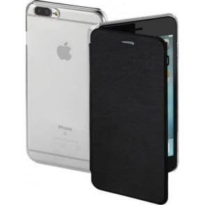 """Clear"" Booklet Case Cover for Apple iPhone 7 Plus"