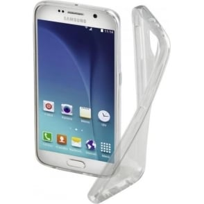 """Clear"" Cover for Samsung Galaxy S6, Transparent"