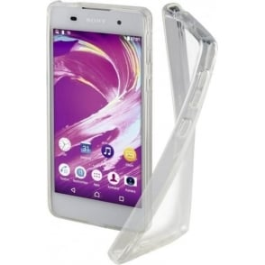 """Crystal Clear"" Cover for Sony Xperia E5, Transparent"