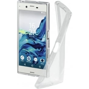 """Crystal Clear"" Cover for Sony Xperia XZ, transparent"