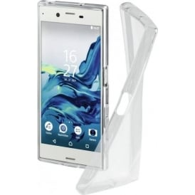 """""""Crystal Clear"""" Cover for Sony Xperia XZ, transparent"""