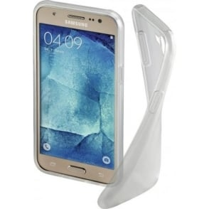"""Crystal"" Cover for Samsung Galaxy J5, Transparent"