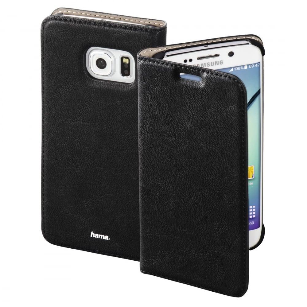 Hama u0026quot;Guard Caseu0026quot; Booklet Case for Samsung Galaxy S8, Black - Hama ...