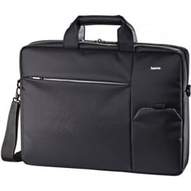 """Marseille"" Notebook Bag, Screen Sizes Up To 11.6"", Black"