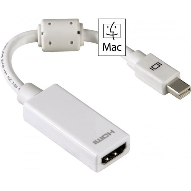 Hama Mini DisplayPort Adapter for HDMI™, Full HD
