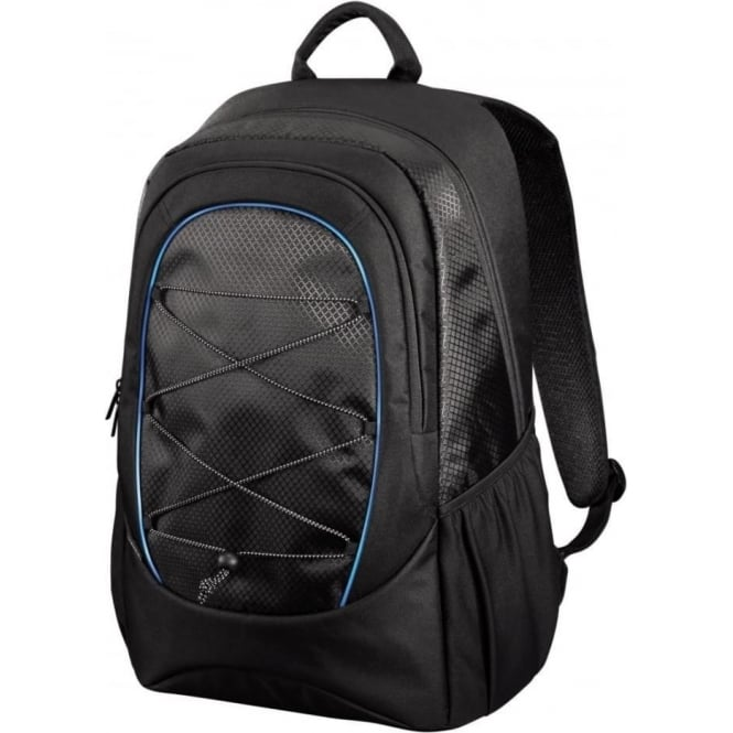 "Hama ""Phuket"" Notebook Backpack, Display Sizes Up to 15.6"", Black"
