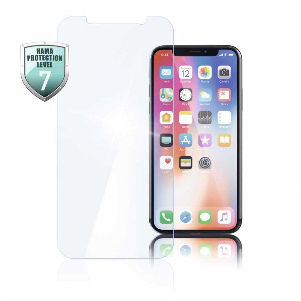 hama protective glass iphone x