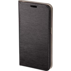 """Slim"" Booklet Case for Samsung Galaxy S6, Dark Grey"