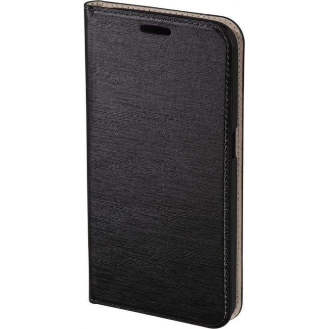 "Hama ""Slim"" Booklet Case for Samsung Galaxy S7, Black"