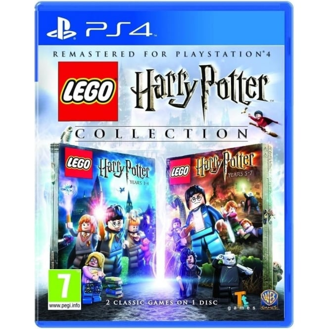 Harry Potter Collection PS4