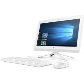 "20-c010na 19.5"" 4GB RAM, 1TB HDD, All-in-One PC Desktop Computer"