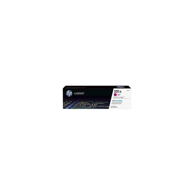 Hewlett Packard 201A Original Toner Cartridge, Magenta