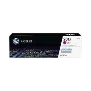 201A Original Toner Cartridge, Magenta