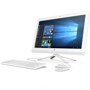 22-b020na 8GB RAM, 1TB HDD All-in-One PC, White