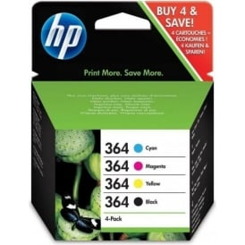 364 Combo Pack Ink Cartridge