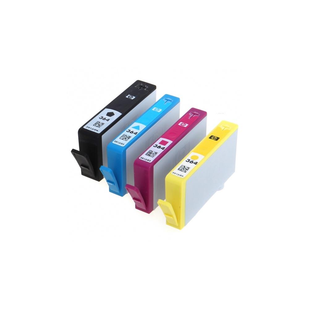 hewlett packard 364 combo pack ink cartridge hewlett packard from uk. Black Bedroom Furniture Sets. Home Design Ideas