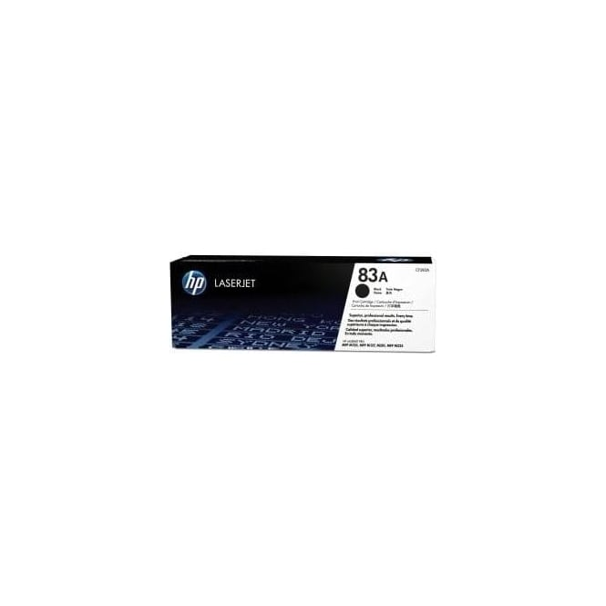 Hewlett Packard 83A Black Original LaserJet Toner Cartridge