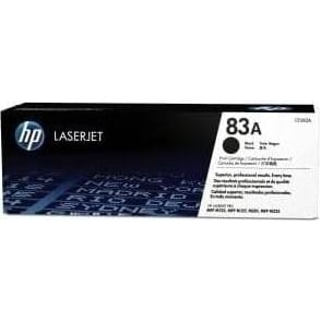 83A Black Original LaserJet Toner Cartridge