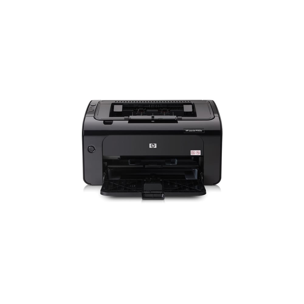 Hewlett Packard CE658AB19 LaserJet Pro P1102W Printer ...