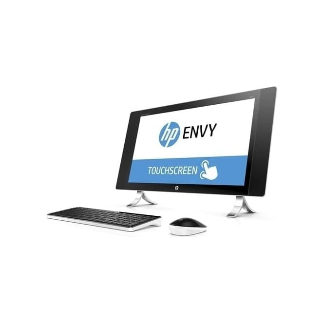 "Hewlett Packard ENVY 27-p000na 4K Ultra-HD Core i7 27"" Touchscreen All-in-One PC"