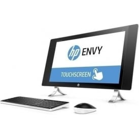 """ENVY 27-p000na 4K Ultra-HD Core i7 27"""" Touchscreen All-in-One PC"""