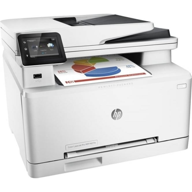 Hewlett Packard HP Color LaserJet Pro MFP M277n Printer