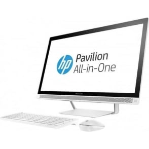 "Pavilion 27-a250na Core i5, 8GB RAM, 1TB HDD, 27"" All-in-One PC Desktop Computer"