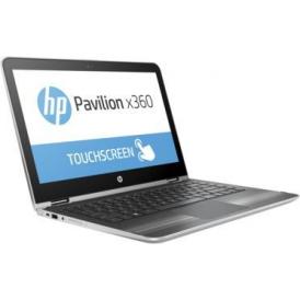 """X8M10EAABU Pavilion x360 Intel Core i3, 8GB RAM, 1TB HDD, Win 10, 13"""" Laptop"""