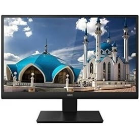"23.6"" Widescreen LED Monitor 2ms VGA HDMI with Speakers"