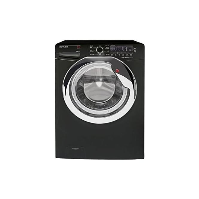 Hoover DXC58BC3 8kg, 1500rpm, A+++ Washing Machine, Black