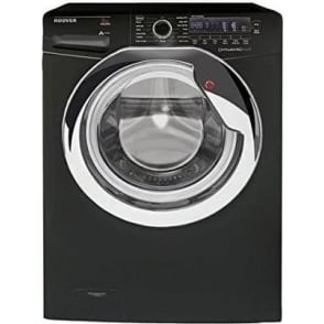 DXC58BC3 8kg, 1500rpm, A+++ Washing Machine, Black