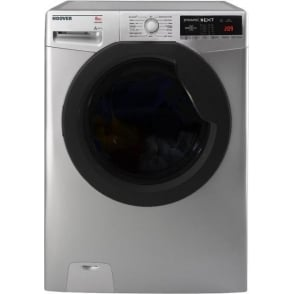 DXOA58AK3R 8kg, 1500rpm, A+++ Freestanding Washing Machine, Graphite