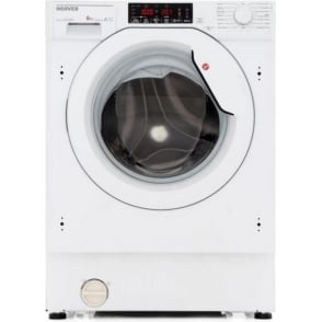 HBWM84TAHC 8kg, 1400rpm, A+++ Integrated Washing Machine, White