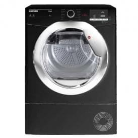 HLC9DCEB 9kg, B Freestanding Condenser Tumble Dryer, Black