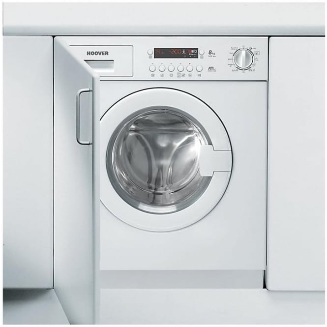 Hoover HWB814DN1 8kg, 1400rpm, Fully Integrated Washing Machine