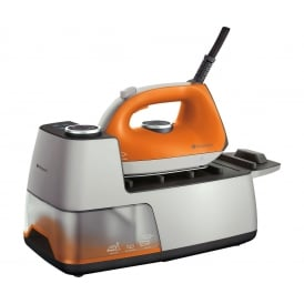 5 Bar Steam Generator Iron, Orange