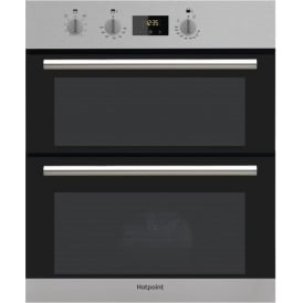 DU2 540 IX Built-Under Double Oven B Energy, Stainless Steel
