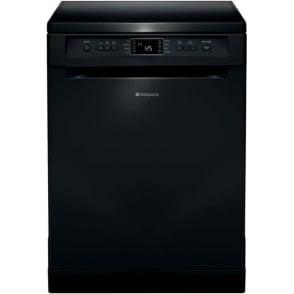 Ecotech FDFET 33121 K 60cm Dishwasher, Black