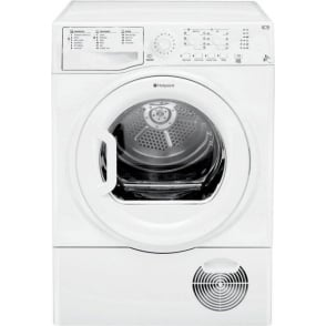 FTCL871GPUK 8kg, A+ Condenser Tumble Dryer, White