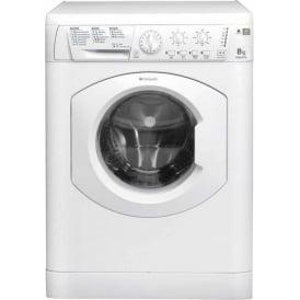 HE8L 493PUK 8kg, 1400rpm, A+++ Washing Machine, White