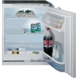 HLA1UK Integrated Under Counter Fridge A+, White