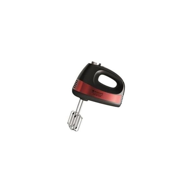 Hotpoint HM0306DR0 My Line 300W Hand Mixer, Red