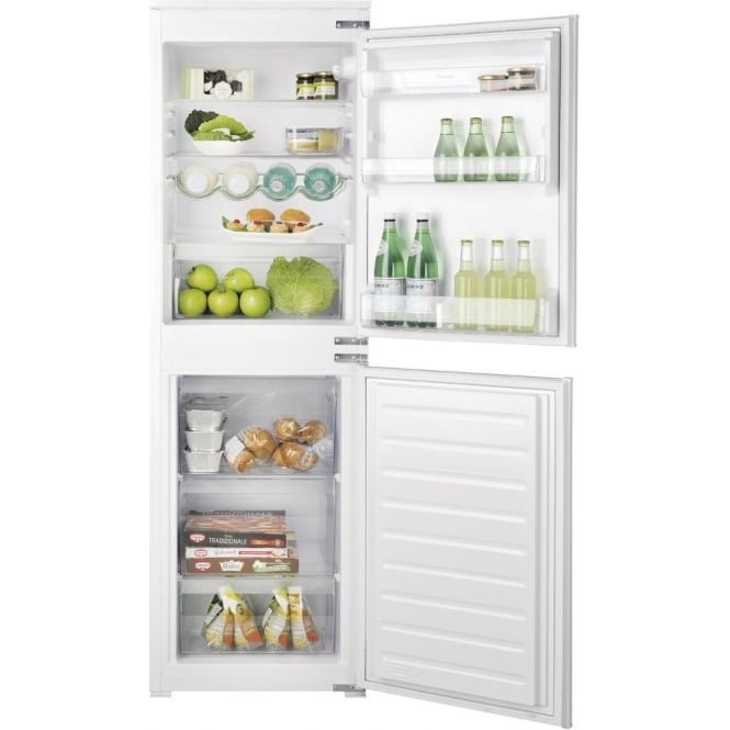 Hotpoint HMCB50501AA A+ Built-in Fridge Freezer, White